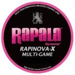 ライン ラピノヴァX マルチゲーム PE(150m・0.8号・ピンク)