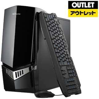【アウトレット品】 ゲーミングデスクトップPC[Win10 HOME・Core i7・HDD 2TB・メモリ 16GB・GTX1070] ZA-DI67KG17W1H16H 【生産完了品】