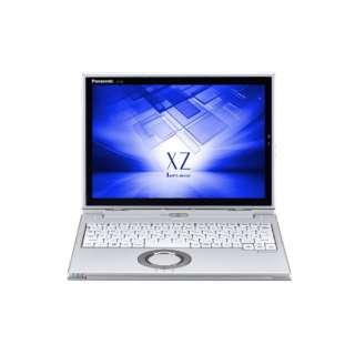 CF-XZ6PFKQR ノートパソコン Let's note(レッツノート)XZシリーズ レッツノートシルバー [12.0型 /intel Core i5 /SSD:256GB /メモリ:8GB /2017年10月モデル]