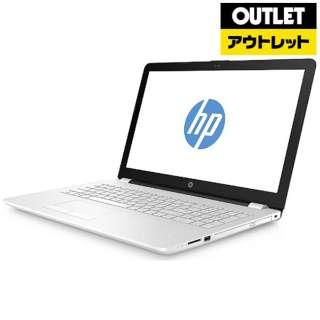 【アウトレット品】 15.6型ノートPC [Win10 Home・Core i3・HDD 500GB・メモリ 8GB] 15-bs008TU  2DN46PA-AAAA ピュアホワイト 【生産完了品】