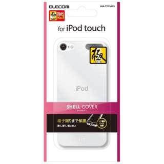 iPod Touch用 シェルカバー(クリア) AVA-T17PVKCR