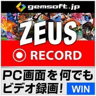 ZEUS Record 録画万能~パソコン画面をビデオ録画【ダウンロード版】