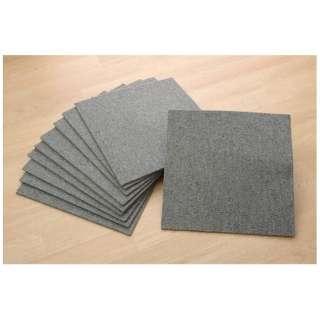 Plain rag adsorption tile carpet suddenly (Class 40*40*0.6cm/ten pieces/gray)