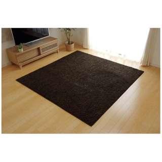 ラグ シャンゼリゼ 平織(95×140cm/ブラウン)