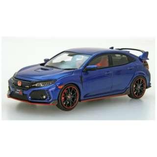 Honda CIVIC TYPE R 2017 Brilliant Sporty Blue Metallic
