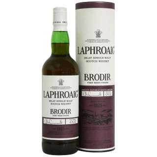 ラフロイグ BRODIR ポートウッド 700ml【ウイスキー】