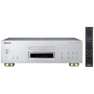 PD-70AE CDプレーヤー シルバー [ハイレゾ対応 /スーパーオーディオCD対応]
