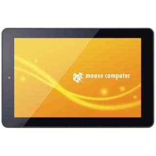 WN892-A Windowsタブレット mouse ブラック [8.9型 /intel Atom /eMMC:32GB /メモリ:2GB]