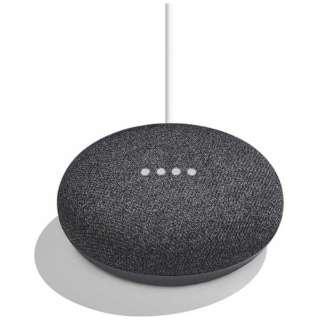 GA00216JP スマートスピーカー(AIスピーカー) Google Home Mini チャコール [Bluetooth対応 /Wi-Fi対応]