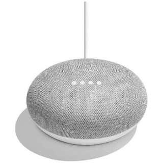 GA00210JP スマートスピーカー(AIスピーカー) Google Home Mini チョーク [Bluetooth対応 /Wi-Fi対応]