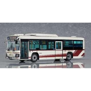 塗装済み完成品 1/43 いすゞエルガ 名古屋市交通局市営バス 基幹系統