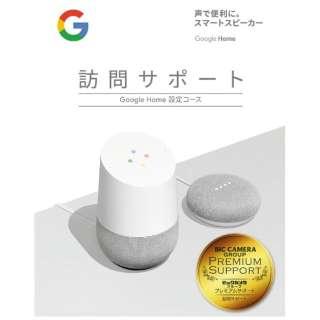 訪問サポート(Google Home設定コースB)