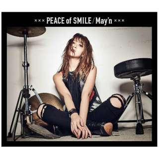 May'n/PEACE of SMILE 初回限定盤C 【CD】