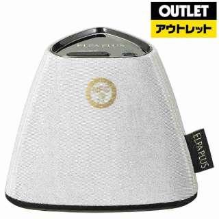 【アウトレット品】 ES-BTC202W ブルートゥース スピーカー サテンホワイト [Bluetooth対応] 【生産完了品】