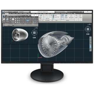 液晶モニター FlexScan ブラック EV2785-BK [27型 /ワイド /4K(3840×2160)]