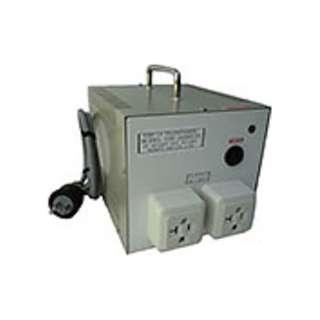 変圧器 (アップトランス) 「NDF・UPシリーズ」(2000W) NDF-2000UPU