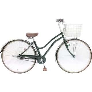 27型 自転車 レセファロシティ(グリーン/内装3段変速) CDA-W273R-HD-BAA-BC 【組立商品につき返品不可】