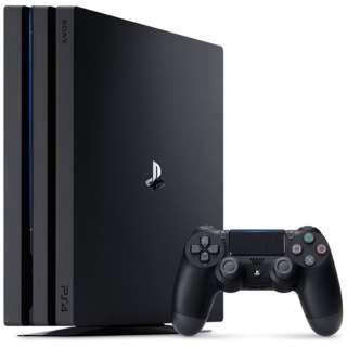 PlayStation 4 Pro (プレイステーション4 プロ) ジェット・ブラック 1TB [ゲーム機本体] CUH-7100BB01