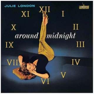 ジュリー・ロンドン/アラウンド・ミッドナイト 【CD】