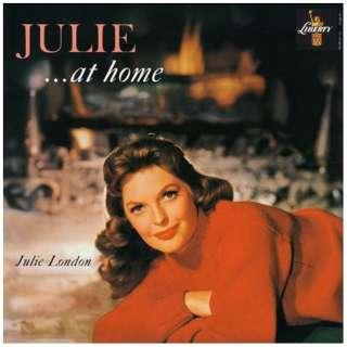 ジュリー・ロンドン/ジュリー・アット・ホーム 【CD】