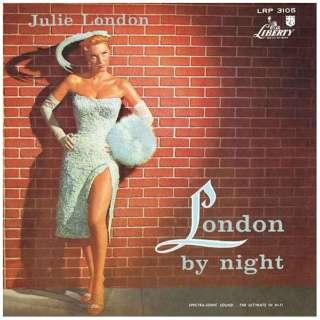 ジュリー・ロンドン/ロンドン・バイ・ナイト 【CD】