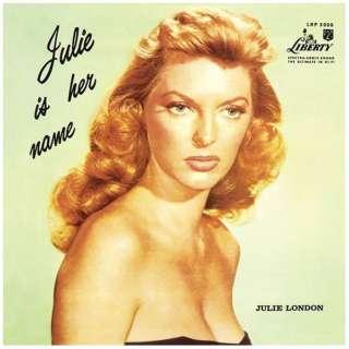 ジュリー・ロンドン/彼女の名はジュリー Vol.1 & Vol.2 【CD】
