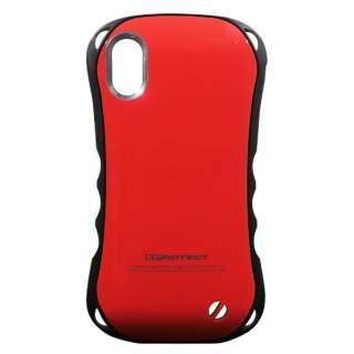 iPhone X用 Eprotect Case レッド TPS08ER