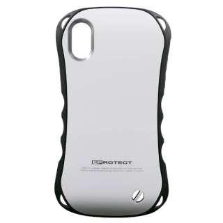 iPhone X用 Eprotect Case ホワイト TPS08EW