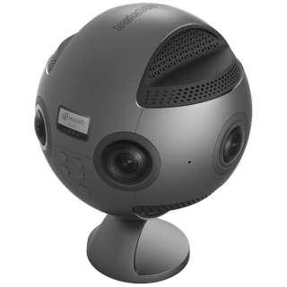 INSTA-PRO 360°カメラ Insta360 Pro ブラック