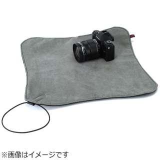 カメラ用ラップ(ブラック/グレー)ACAM-80