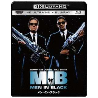 メン・イン・ブラック 4K ULTRA HD & ブルーレイセット 【Ultra HD ブルーレイソフト】