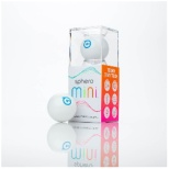 Sphero Mini ホワイト [M001WAS] 〔スマートトイ+プログラミング学習〕【STEM教育】