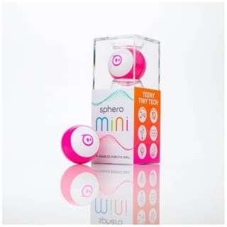 Sphero Mini ピンク [M001PAS] 〔スマートトイ+プログラミング学習〕【STEM教育】