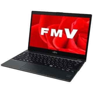 FMVU75B3B ノートパソコン LIFEBOOK(ライフブック) ピクトブラック [13.3型 /intel Core i5 /SSD:128GB /メモリ:4GB /2017年11月モデル]