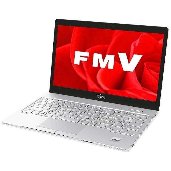 FMVS75B3W ノートパソコン LIFEBOOK(ライフブック) アーバンホワイト [13.3型 /intel Core i5 /SSD:128GB /メモリ:4GB /2017年11月モデル]