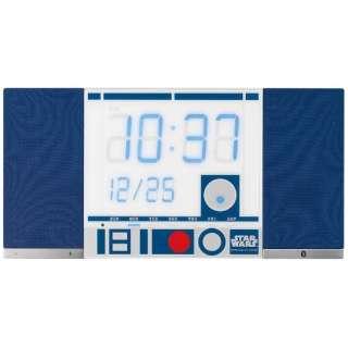 掛置兼用時計 「TOKIOTO(トキオト) R2-D2」 8RDA71MC04