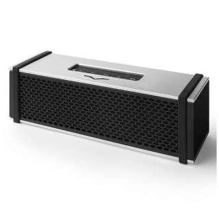 REMIX-S ブルートゥース スピーカー シルバー [Bluetooth対応]