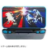 ポケットモンスター ハードカバー for Newニンテンドー2DS LL ウルトラサン・ウルトラムーン 2DS-114[New2DS LL]
