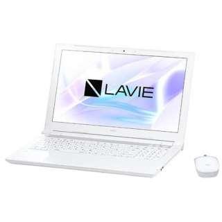PC-NS730JAW ノートパソコン LAVIE Note Standard エクストラホワイト [15.6型 /intel Core i7 /SSD:256GB /メモリ:8GB /2017年10月モデル]