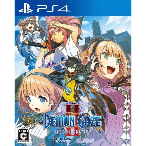 デモンゲイズ2 Global Edition [PS4]