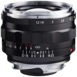 カメラレンズ 40mm F1.2 Aspherical NOKTON(ノクトン) ブラック [ライカM /単焦点レンズ]