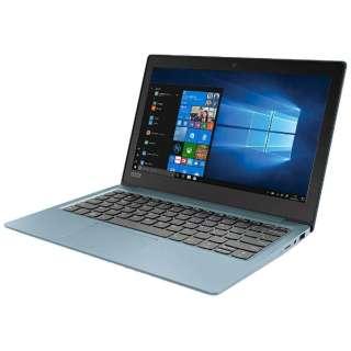 81A4004RJP ノートパソコン Ideapad (アイデアパッド )120S デニムブルー [11.6型 /intel Celeron /SSD:128GB /メモリ:4GB /2017年10月モデル]