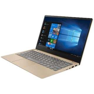 81AK006XJP ノートパソコン Ideapad (アイデアパッド )320S ゴールデン [13.3型 /intel Core i3 /SSD:128GB /メモリ:4GB /2017年10月モデル]