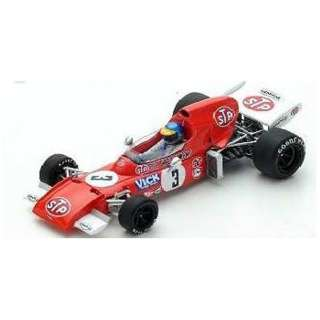 1/43 March 721 No.3 South African GP 1972 Ronnie Peterson Ronnie Peterson