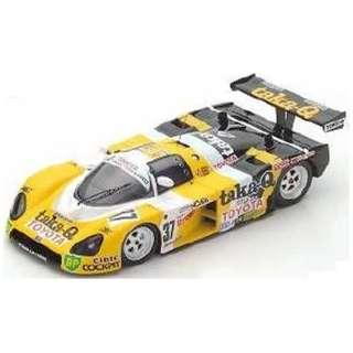 1/43 Toyota 88C No.37 Le Mans 1988 P. Barilla-T. Needell-H. Ogawa
