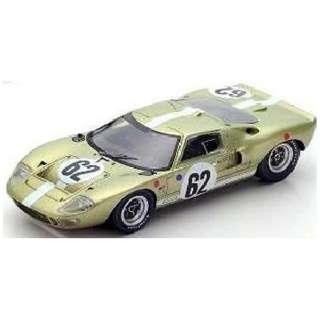 1/43 Ford GT40 Mk.i No.62 Le Mans 1967 M. Salmon-B. Redman