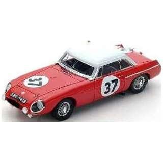 1/43 MG MGB Hardtop No.37 Le Mans 1964 P. Hopkirk-A. Hedges
