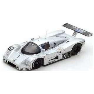 1/43 Sauber-Mercedes C9 No.62 5th Le Mans 1989 J.-L. Schlesser-J.-P. Jabouille-A. Cudini