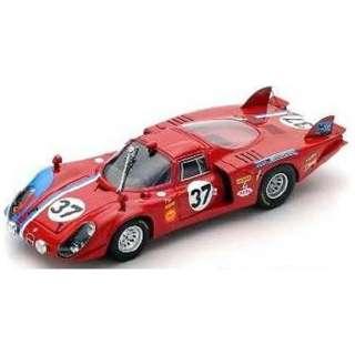 1/43 Alfa Romeo T33/2 No.37 Le Mans 1968 T. Pilette-R. Slotemaker
