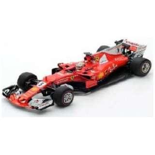 1/18 Scuderia Ferrari SF70H Winner Monaco GP 2017 Sebastian Vettel